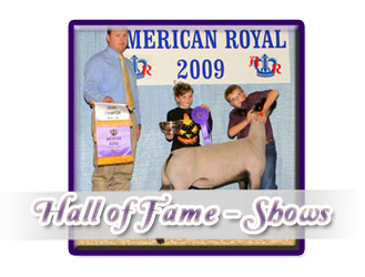 Hall of Fame - Shows