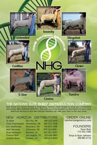 New Horizon Genetics