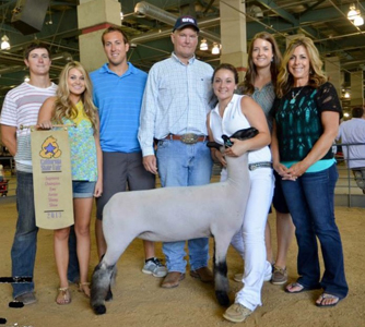 TX State Fair Champion
