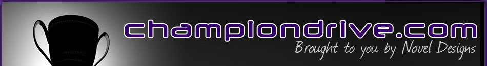 Championdrive.com - Brought to you by Novel Designs