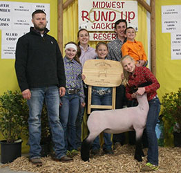 WI Sheep Show Results